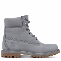 Timberland chaussures pour femme the original 6-inch boot_steeple grey waterbuck monochromatic
