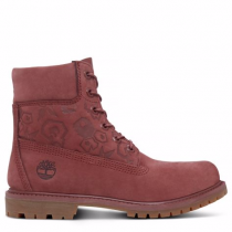 Timberland chaussures pour femme the original 6-inch boot_sable waterbuck embossed