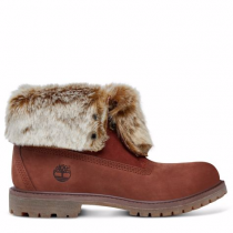 Timberland chaussures pour femme the original 6-inch boot_cognac nubuck burnished