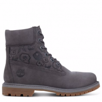 Timberland chaussures pour femme the original 6-inch boot_eiffel tower embossed