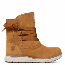 Timberland chaussures pour femme toutes les boots_trapper tan silk suede
