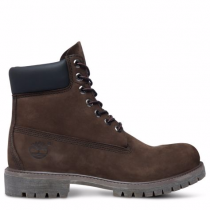 Timberland chaussures pour homme the original 6-inch boot_dark chocolate nubuck