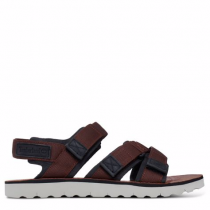 Timberland chaussures pour homme sandales_marron