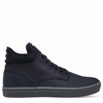 Timberland chaussures pour homme sneakers_black rubberized