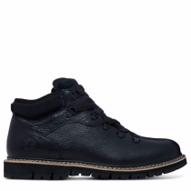 Timberland chaussures pour homme toutes les boots_jet black rivertooth w/fleece