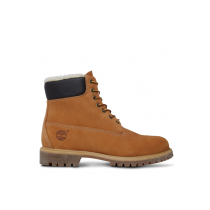 Timberland chaussures pour homme the original 6-inch boot_wheat nubuck warm lined
