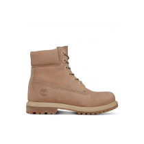 Timberland chaussures pour femme the original 6-inch boot_bone waterbuck monochromatic