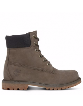 Timberland chaussures pour femme the original 6-inch boot_canteen waterbuck w/canteen charred collar