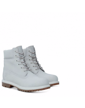 Timberland chaussures pour femme the original 6-inch boot_vaporous grey waterbuck monochromatic