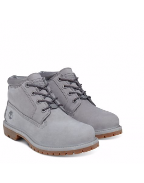 Timberland chaussures pour femme toutes les boots_steeple grey waterbuck w/steeple grey metallic collar