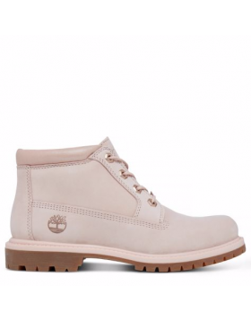 Timberland chaussures pour femme toutes les boots_cameo rose waterbuck w/misty rose metallic collar