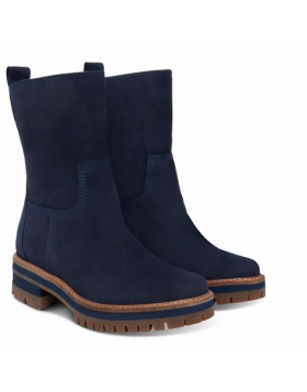 Timberland chaussures pour femme toutes les boots_dark blue earthybuck
