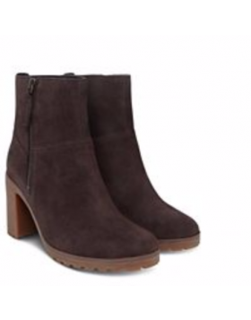 Timberland chaussures pour femme toutes les boots_dark chocolate suede