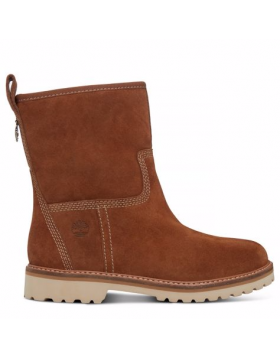 Timberland chaussures pour femme toutes les boots_dark rubber suede