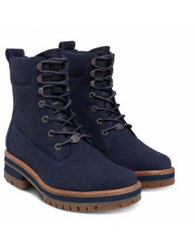 Timberland chaussures pour femme toutes les boots_dark blue earthybuck w/navy charred suede
