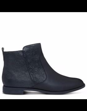 Timberland chaussures pour femme toutes les boots_jet black mincio w/black charred suede