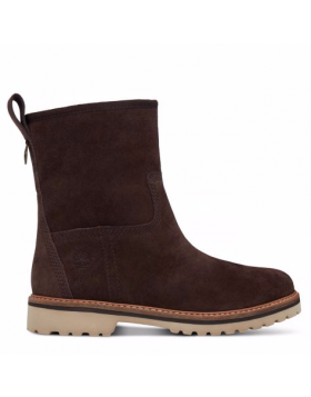 Timberland chaussures pour femme toutes les boots_dark brown suede