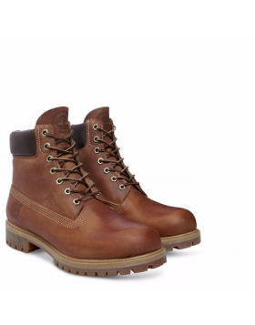 Timberland chaussures pour homme the original 6-inch boot_burnt orange worn oiled