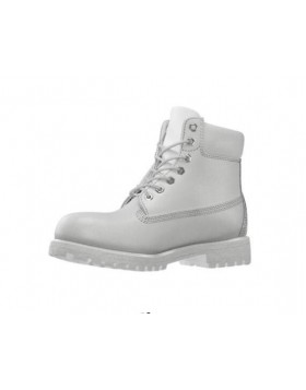 Timberland chaussures pour homme the original 6-inch boot_blanc lisse