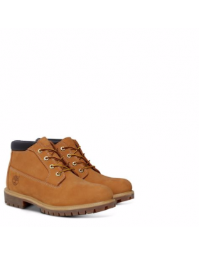 Timberland chaussures pour homme toutes les boots_wheat nubuck with chocolate