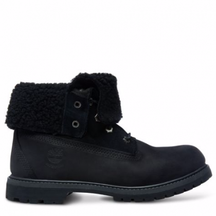 Timberland chaussures pour femme the original 6-inch boot_black nubuck