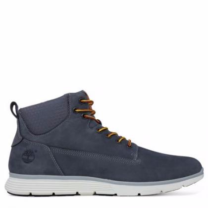 Timberland chaussures pour homme toutes les boots_gunmetal nubuck