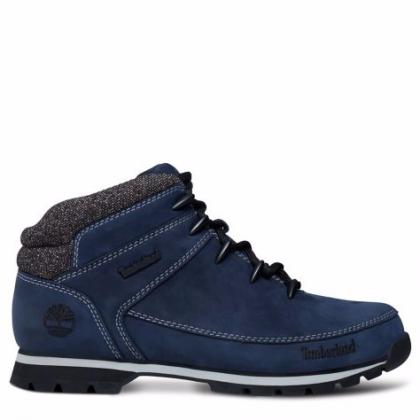 Timberland chaussures pour homme toutes les boots_navy naturebuck nubuck